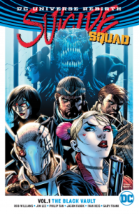 Suicide Squad Vol. 1: The Black Vault (Rebirth)